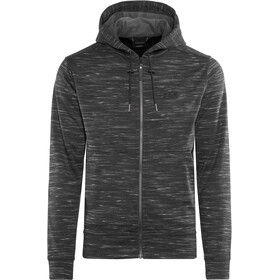 Jack Wolfskin Oceanside Hooded Jacket Herren black